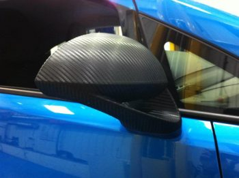 Vinyl Wrap Wing Mirror
