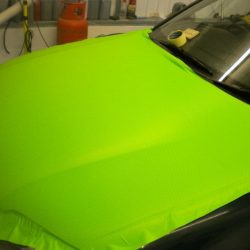 Bonnet Wrapping